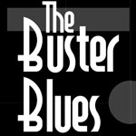 Buster Blues Band Drumhead Vinyl